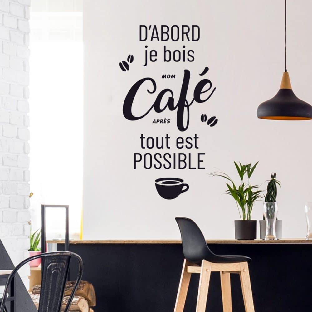 DabordJeBoisMonCafe